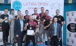 Sukces kickboxerów