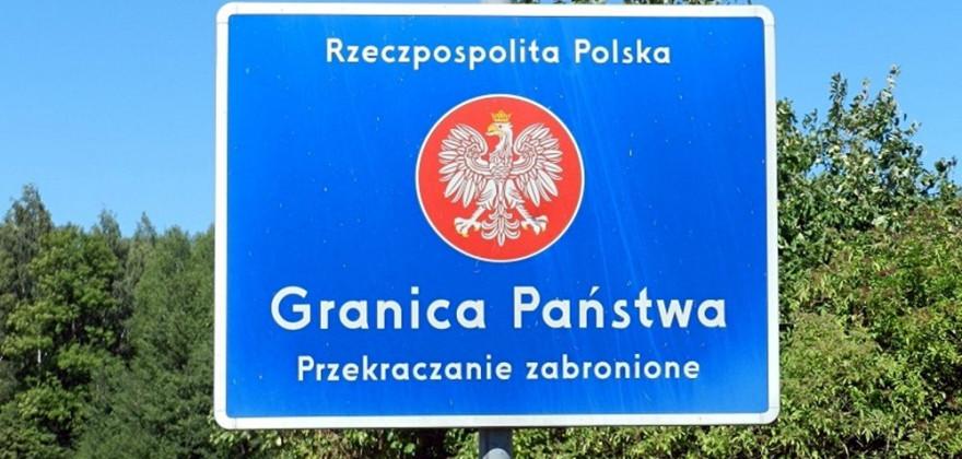 Na Litwę z testem