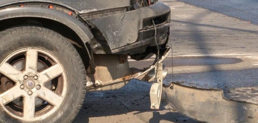 Ucierpiały samochody i portfele kierowców