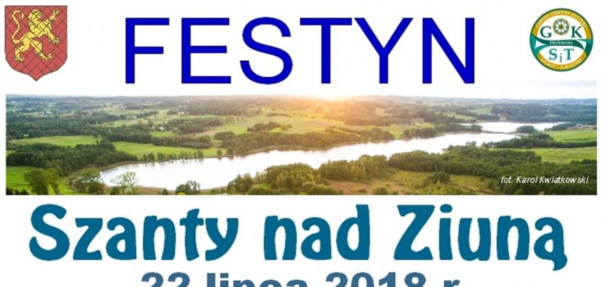 Festyn Szanty nad Ziuną