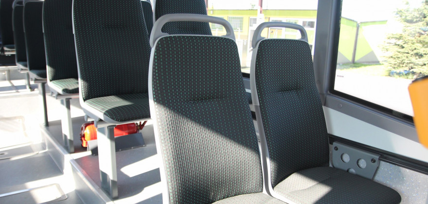 Suwalczanie pojadą nowymi autobusami