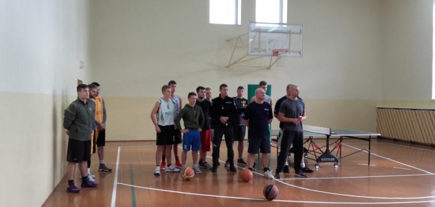 Sportowi policjanci