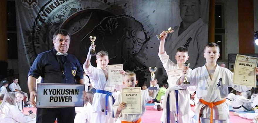 Wywalczyli medale
