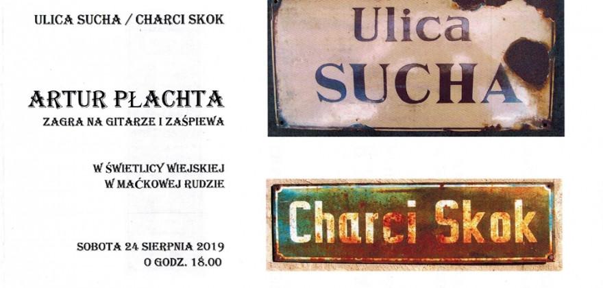 """Ulica Sucha"""