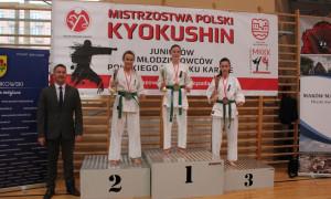 Bardzo dobry start karateków z Olecka