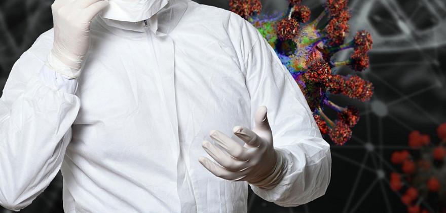 3890 nowych zakażeń koronawirusem