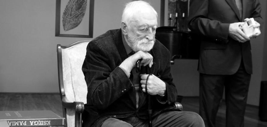 """""""Odszedł artysta, ale też niezwykle ciepły człowiek"""". – Profesora Strumiłłę wspomina Aneta Werla dyr ECK"""