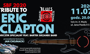 SBF 2020. Tribute to Eric Clapton