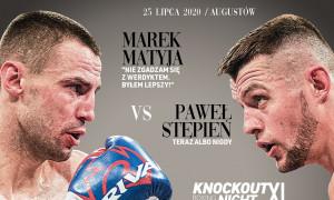Knockout Boxing Night 11: REVENGE
