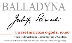 Narodowe Czytanie w Gołdapi