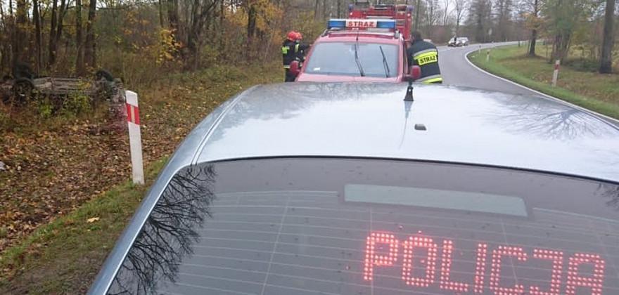 Niebezpieczny wtorek na drogach powiatu piskiego