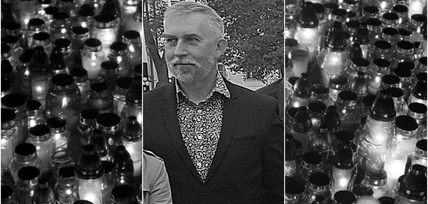 Zmarł Tomasz Kamyszek